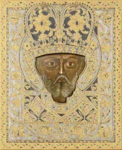 Березовская икона святителя Николая