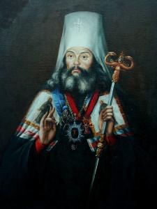 Митрополит ВЕНИАМИН Пуцек-Григорович Василий Григорьевич
