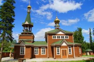 Удмуртия Сарапул церковь Серафима Саровского